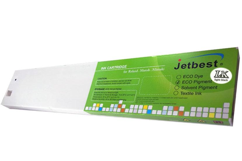jetbest ecosol max ink light black